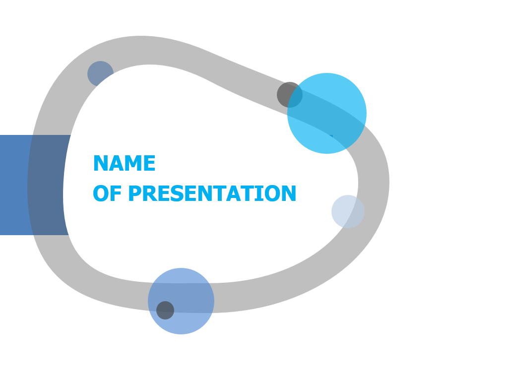 Free crooked ring powerpoint presentation template